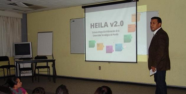 Los desarrolladores dieron a conocer que el Heila es propiedad intelectual de la UTM, siendo éste el único proyecto registrado como patrimonio de la universidad, con el registro 03-2013-100412503100-0