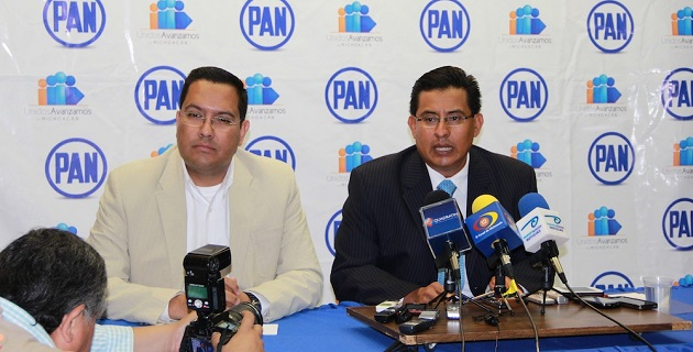 A la par, este instituto político manifestó su respaldo total y apoyo político al Gobierno estatal para que haga cumplir la ley