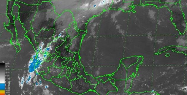 También se prevén lluvias, viento y refrescamiento de temperatura en el norte y noreste del país por el Frente Frío Número 6