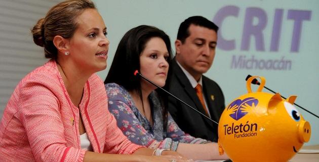 El CRIT Teletón Michoacán iniciará operaciones el 16 de enero del 2014