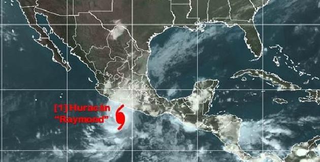 Se recomienda suspender la navegación y cancelar las actividades de costa y playa en Guerrero y Michoacán