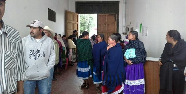 Se tienen reportes de que el pasado 15 de octubre Prado Morales y una veintena de personas se opusieron violentamente a su desalojo