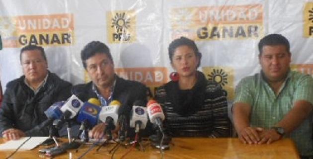 El PRD no le apuesta al fracaso de Michoacán y como principal partido de izquierda estará a la altura de las circunstancias, señaló Báez Ceja