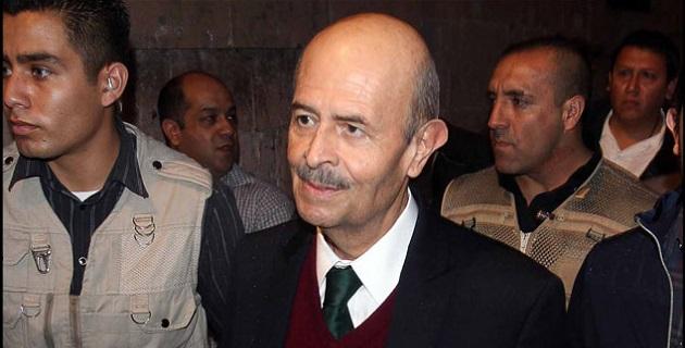 Vallejo Figueroa, declaró que su regreso al cargo es debido a que es unA persona responsable y por la obligación que tiene de servir a quienes lo eligieron democráticamente