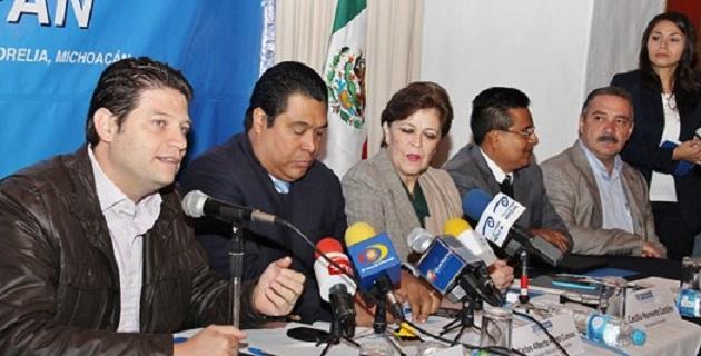 De lo que trata el encuentro de diputados locales del blanquiazul es de elaborar una agenda de trabajo legislativo para impulsar el desarrollo y bienestar de los mexicanos: Martínez Alcázar