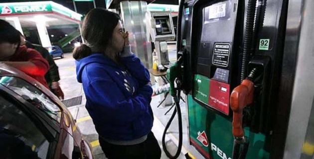 Para el próximo año se hablaría de unos incrementos más del orden de 3 ó 4 centavos por mes, dijo la dependencia federal