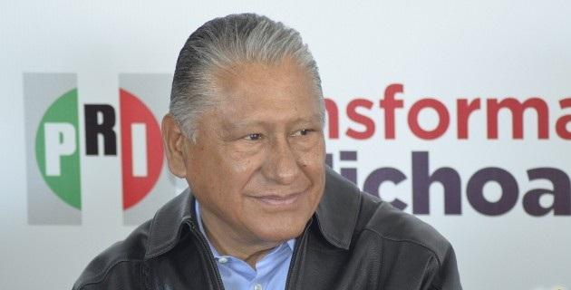 La llegada de Melquiades Morales al PRI, es una garantía de que los trabajos de reorganización están en marcha, la máquina está siendo aceitada y la estructura se pone en movimiento