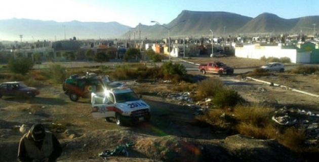 Vecinos de los sectores Poniente y Norte de Saltillo, así como de Ramos Arizpe, confirmaron que vieron una bola de humo que cayó sin ocasionar estruendo. Era del tamaño de un helicóptero