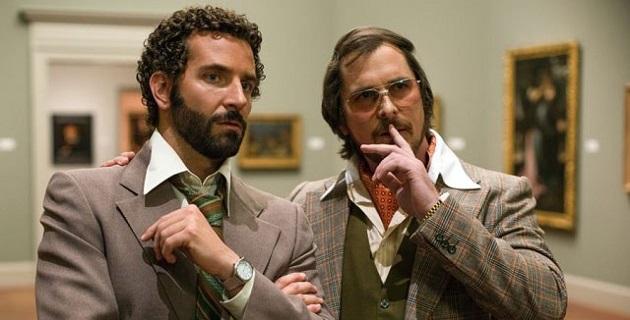 La llegada a la cartelera de Escándalo americano (American hustle, 2013), coincidió con el anuncio de sus numerosas nominaciones a los premios Oscar (diez ni más ni menos, entre ellas la de Mejor película