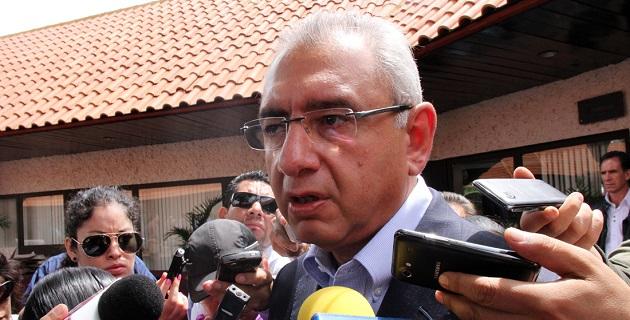 También se abordarán temas de la agenda nacional, las reformas del estado y asuntos partidistas, señaló Vega Casillas