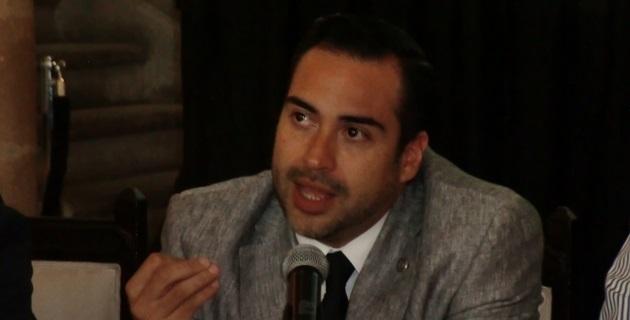 """""""Que no se equivoquen, los enemigos de Michoacán con augurios pesimistas y derroteros"""" insistió el presidente de la Comisión de Turismo del Congreso del Estado"""