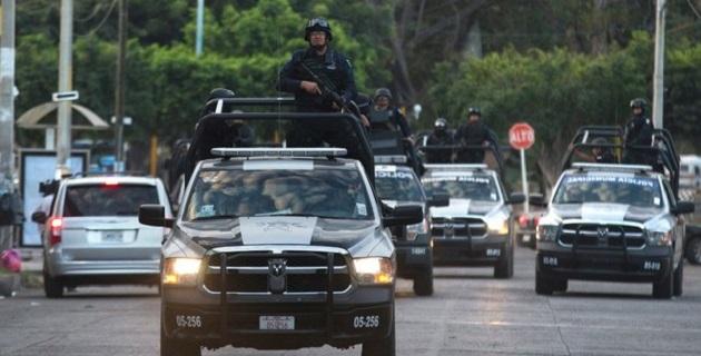 """De acuerdo con la Policía Federal, la detención de Jose Antonio """"N"""" se realizó cerca de las 15:00 horas de hoy en el camino Alto la Huerta"""