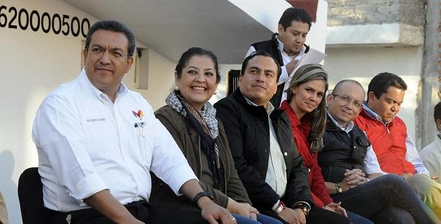 Mora de Vallejo celebró que gracias a la coordinación que se tiene con el gobierno federal a través de Liconsa, más morelianos y morelianas cuenten con el apoyo alimentario que otorga la gerencia estatal a través de la leche fortificada