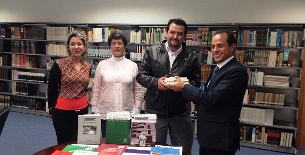 El acervo bibliográfico estará a disposición de todos los michoacanos.