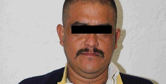 Leobardo C, de 42 años de edad, originario del municipio de Parácuaro, fue identificado por el ofendido como uno de las personas que participaron en la privación de su libertad
