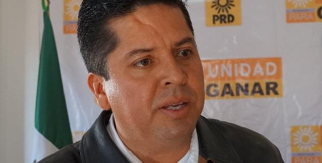 Antonio García Conejo adelantó que la bancada del sol azteca en la Cámara de Diputados dará la pelea, con argumentos y debate, en las reformas secundarias