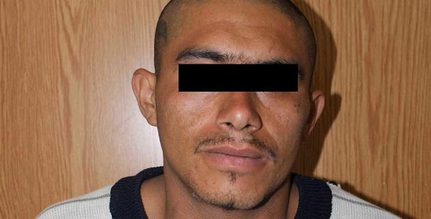 Durante el trabajo de investigación realizado por los agentes ministeriales, se logró ubicar a José Felipe en las inmediaciones de la colonia La Mina, perteneciente a la tenencia de Téjaro del municipio de Tarímbaro