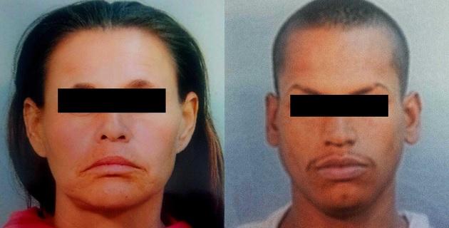 Ambas personas, fueron puestas a disposición del juzgado correspondiente, quien deberá de resolver su situación legal en las próximas horas