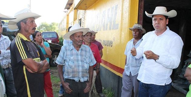 García Conejo urgió a que los 3 mil 500 mdp que aplicará la SAGARPA en Michoacán realmente se destinen a potenciar el campo y la ganadería
