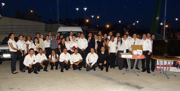 Avilés Martínez dijo que el área de Profesionalización Empresarial brindó mil 354 sesiones de asesoría personalizada, que se tradujeron en planes de negocios, derecho corporativo, marcas y patentes