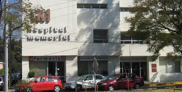 El jefe de seguridad fue trasladado a un nosocomio particular de la ciudad de Morelia, en donde fue atendido y estabilizado
