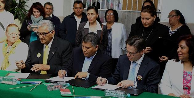 El objetivo de la reforma educativa es lograr la calidad de la educación, recalcó Sierra Arias