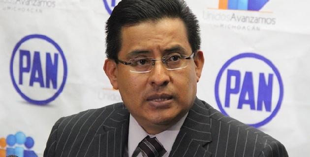 En Acción Nacional se tiene confianza en la ley, las instituciones y en la procuración de justicia que hoy coordina el Gobierno Federal, expresó Chávez Zavala