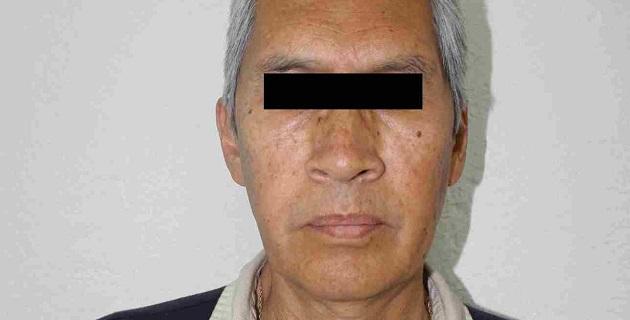 Al enterarse que había sido denunciado ante el Ministerio Público, el presunto responsable se dio a la fuga y posteriormente se quedó a radicar en la ciudad de Morelia, donde fue capturado