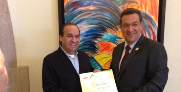 Este día se realizó el cambio de Mesa Directiva de la Asociación de Municipios Metropolitanos, sin embargo, Lázaro Medina fue ratificado en el cargo