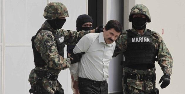 Este martes, el secretario de Gobernación, Miguel Ángel Osorio, dijo que Guzmán deberá primero enfrentar procesos judiciales en México antes de evaluarse una extradición a Estados Unidos