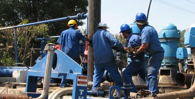 El organismo operador apoyará a los ciudadanos de las zonas afectadas con el envío de pipas