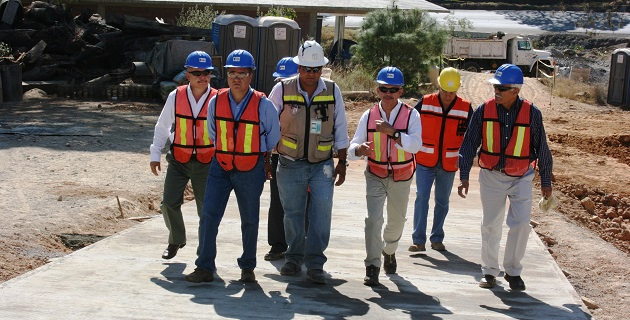 Continuará el trabajo coordinado del Gobierno Federal y Estatal para alcanzar el saneamiento total, subrayó Oscar Pimentel, enlace federal en Michoacán
