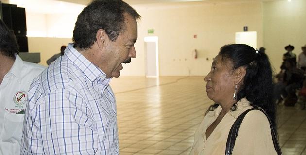 En una primera etapa, durante el 2013, el Seguro de Vida integró a 174 mil 835 mujeres en la entidad