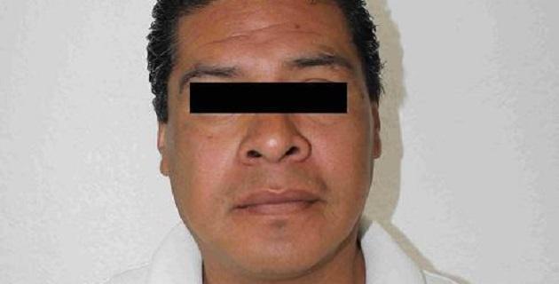 El detenido fue puesto a disposición del órgano jurisdiccional correspondiente quien resolverá su situación jurídica