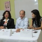 La directora del IMMO, María del Rosario Jiménez, informó que, en la actualidad, de cada 100 mujeres que se presentan para solicitar apoyo en esta oficina, el 42% enfrentan violencia psicológica, económica, patrimonial y laboral