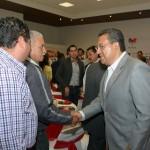 Lázaro Medina convocó a esta importante cámara empresarial a sumarse a los trabajos que desempeñará el Instituto Municipal de Planeación mediante la Junta de Gobierno