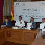 Como anfitrión, el alcalde de Morelia, Wilfrido Lázaro, señaló que este importante evento, señaló que con este tipo de acciones se está construyendo un México incluyente