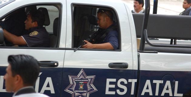 Además del delito de extorsión, los detenidos son presuntos responsables del delito de abuso de autoridad