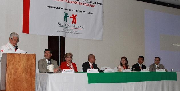 Prioridad del CNPSS, brindar servicios de calidad, oportunidad y eficacia a beneficiarios del Seguro Popular