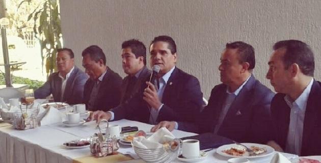 Aureoles Conejo señaló que el gobierno es el encargado de hacer cumplir el orden legal en la entidad