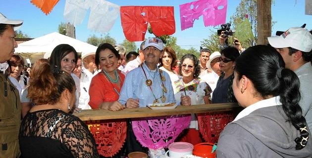 Se trata de una acción solidaria que demuestra de lo que somos capaces los michoacanos, aseguró el gobernador de Michoacán, Fausto Vallejo