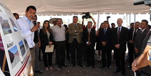 Vallejo Figueroa habló de próximas obras para Villamar, Jiquilpan, Sahuayo y Venustiano Carranza