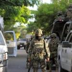 Tras varios minutos de intercambio de disparos, las fuerzas federales abatieron a un presunto delincuente, detuvieron a otros cuatro y liberaron a la persona que se encontraba privada de su libertad