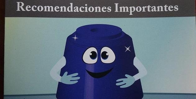 También recomienda la Secretaría de Salud en Michoacán clorar el agua para beber