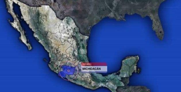 Un fuerte sismo de 7 grados en la escala de Richter sacudió esta mañana el occidente y centro del país