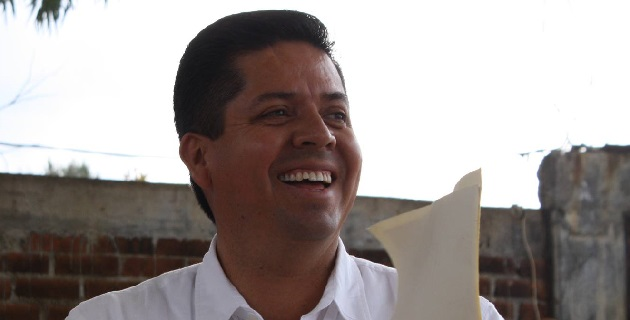Asegura García Conejo que la obra es de mucho beneficio para los pobladores de Acuitzio y localidades cercanas, pues beneficia directamente a los estudiantes de los planteles educativos que se encuentran en la zona