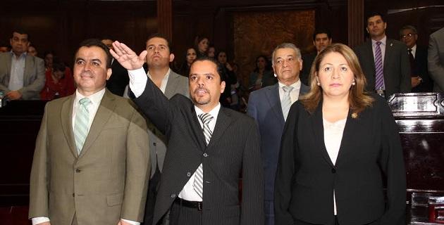 Pérez Gálvez, quien fue reelecto por un periodo de cinco años, a partir del 7 siete de mayo de 2014 al 6 seis de mayo de 2019
