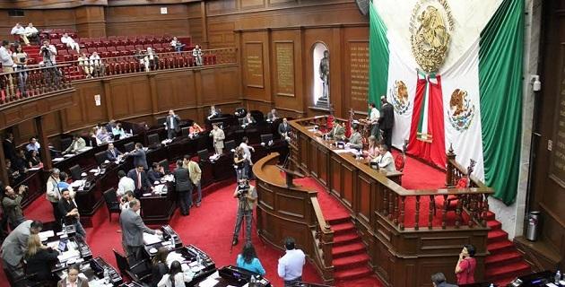 Los dictámenes fueron elaborados por las comisiones de Hacienda y Deuda Pública y de Programación Presupuesto y Cuenta Pública