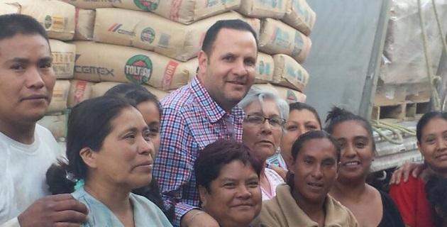 Para construir un mejor Michoacán, debemos empezar a construir mejores oportunidades y una mejor calidad de vida, señaló Prieto Gómez