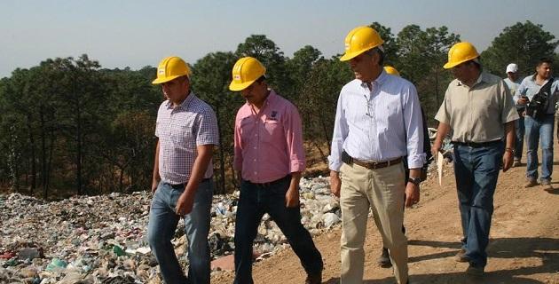 El secretario de Urbanismo y Medio Ambiente del estado, Mauro Ramón Ballesteros, constató el gran avance que se tiene en dicha obra durante un recorrido de supervisión